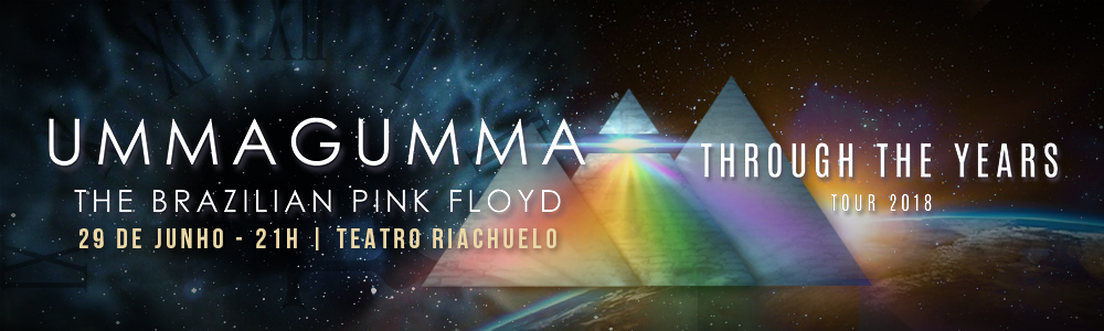 UMMAGUMMA THE BRAZILIAN PINK FLOYD